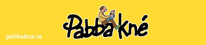 Pabba kné ehf - Hausmynd
